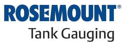 Rosemount Tank Gauging logo alt