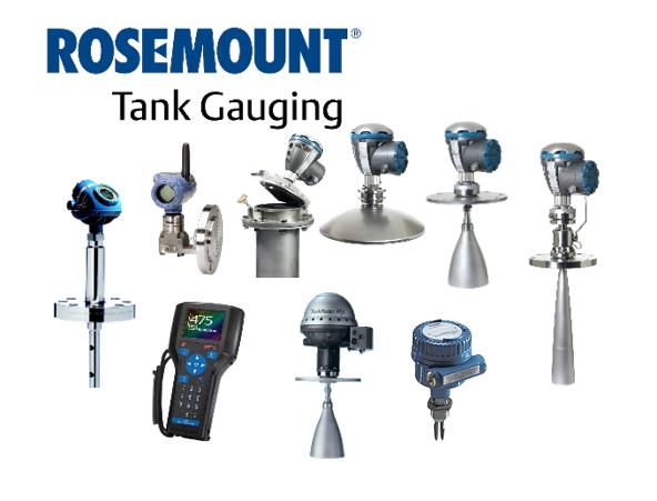 Rosemount Tank Gauging image alt